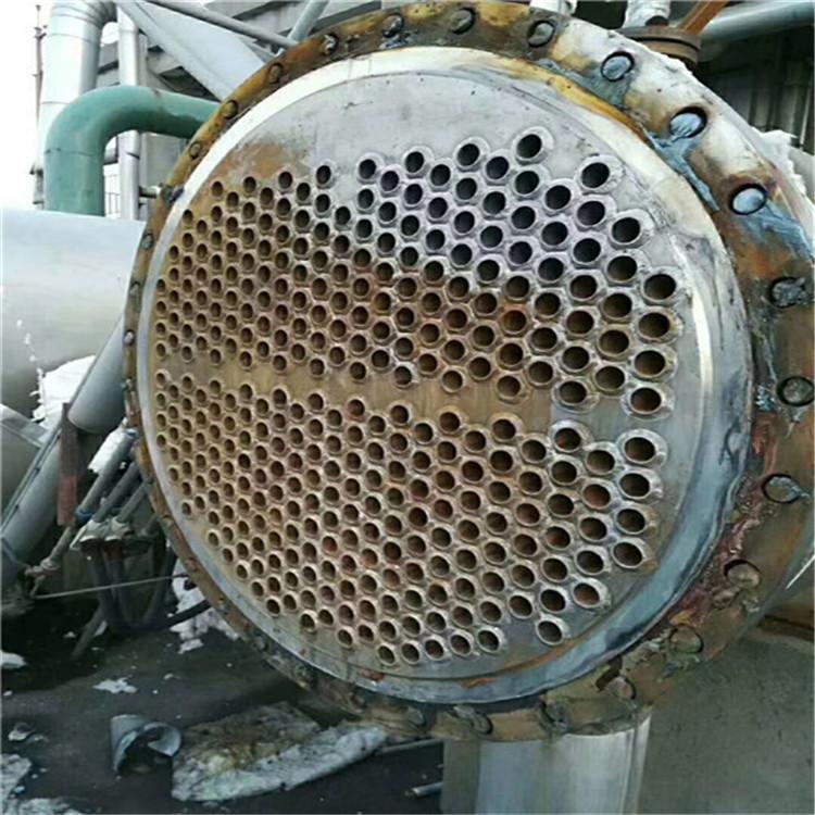 回收西甲篮球直播列管式换热器
