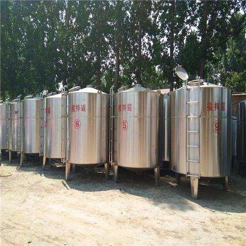 长期回收乳品厂设备